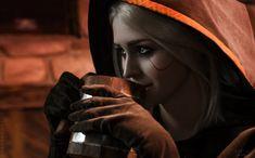 Ciri (The Witcher 3) Cosplay  - White Orchard Tavern | Model: ver1sa | Photography: makkstobi
