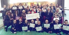 We were in Barking and Dagenham a last week with some of the amazing participants from this year's entry.