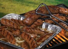 Johnsonville Brat Hot Tub