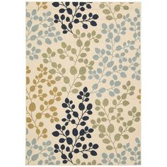 Rug Squared Jupiter Ivory Rug (5'3 x 7'5) - Overstock™ Shopping - Great Deals on Rug Squared 5x8 - 6x9 Rugs