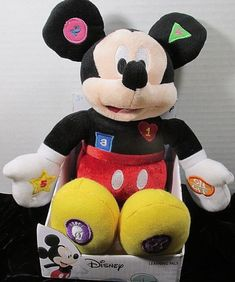 Disney Minnie Mouse Girls Jacket Zip Front Red Size 5 Lot Of 3 Puppet And Plush Consumers First Clothing, Shoes & Accessories