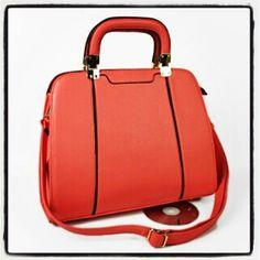 CoralPink, briefcase bag