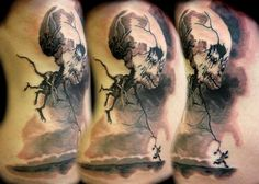 """Is Something Wrong?"" Scary Stories to Tell in the Dark Tattoo : Tattoos :"