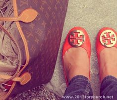 Tory Burch Shoes Outlet! $78 OMG!! Holy cow, I'm gonna love this site!!!