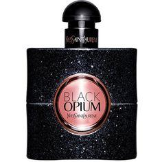 Women's Yves Saint Laurent 'Black Opium' Eau De Parfum (€23) ❤ liked on Polyvore featuring beauty products, fragrance, perfume, beauty, makeup, parfum, fillers, no color, yves saint laurent perfume and blossom perfume