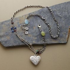 HEART OF WINTER NECKLACE: View 2