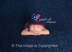 Baby Houston Texans fan!