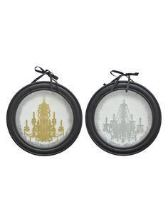 Assorted Wall Decors (Set of 2) by Three Hands at Gilt