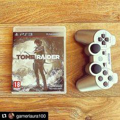 Have you played tomb raider ? Credit @gamerlaura100  #gaming #gamer #ninstagram #gamersofinstagram #nintendo #nintendolife #playstation #girlgamer #videogame #videogames #ps1 #ps2 #ps3 #3ds #3dsxl #geek #retrogame_feature #tombraider #laracroft