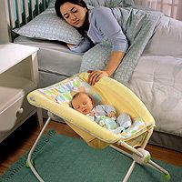 Rock'n'Play Sleeper by Fisher-Price.