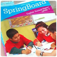 Springboard lesson 34 grade 7 for the novel tangerine follows springboard do you have experience with springboard or any other canned curriculum head on fandeluxe Gallery