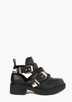 Ballin Cut Out Boots
