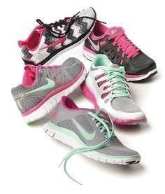 Power through your t Power through your training sessions with the proper  footwear , Nike Women's Flex Fit Sneakers Workout Clothes for Women SHOP ...