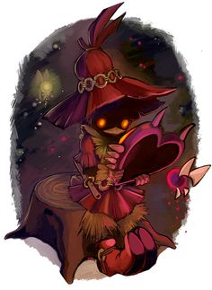Skull Kid and Majoras Mask by Milk
