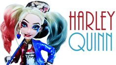 Hi guys, I am so excited for this doll! I would say that this took me longer than I had expected, but it was all worth it in the end. Harley Quinn, Joker And Harley, Diy Ooak Doll, Happy Birthday Babe, Diy Wings, Custom Harleys, Doll Repaint, Monster High Dolls, American Comics