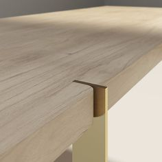 London Design Festival 2016 - DPAGES Review - Slit Table by 1 millimeter