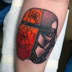 9a745e7c05f8e 100 Star Wars Tattoos For Men - Masculine Ink Design Ideas Star Wars Tattoo,  Star