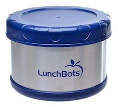 LunchBots Thermals - Perfect for keeping food hot while on the go.  Insulated and leak proof. $24.99