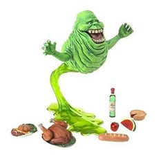 """Ghostbusters 7"""" Action Figure: Slimer NECA http://www.amazon.com/dp/B0001NECKA/ref=cm_sw_r_pi_dp_sO-mwb0JJF5Y2"""