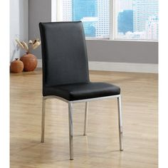 Shop for Furniture of America Gisell Modern Leatherette Dining Chairs (Set of 6). Get free shipping at Overstock.com - Your Online Furniture Outlet Store! Get 5% in rewards with Club O! - 14107097