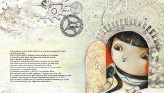 Glenda Sburelin | Alice ilustrada