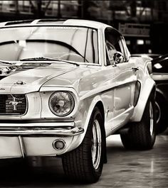 Ford Mustang #CarFlash