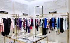 Formerly a men's-only luxury retailer, Harrold's has opened its first womenswear store.