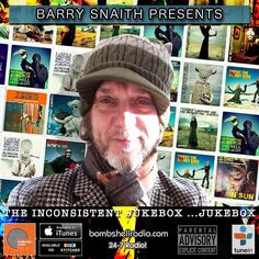 #thisweek #barrysnaith bombshellradio.com #dj #guestmix #bombshellradio This week our Bombshell Special Presentation comes from mega talented Barry Snaith brainchild of The Inconsistent Jukebox among other projects . Barry treats us to an array of his likes and influences. When we first received his music and read the attached bio admittedly without even hearing a note we added to our next playlist. You see Barry has such an impressive resume that any true music fan would be hard pressed not…