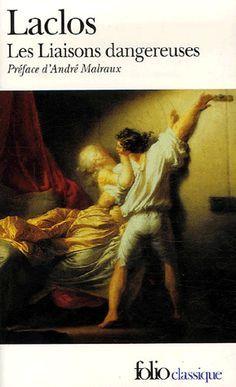 Pierre Choderlos de Laclos | Les Liasons dangereuses