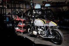 Vault BMW R100 Cafe Racer ~ Return of the Cafe Racers