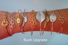 Rush Upgrade di FrostedWillow su Etsy