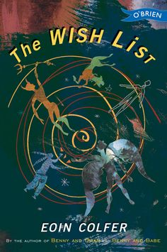 The wish list - Eoin Colfer