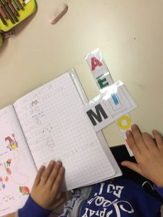 """Prime sillabe...con il """"display""""...classe 1a - MaestraMarta Display, Education, Games, School, Geography, Identity, Literacy Activities, Learning Activities, Homemaking"""