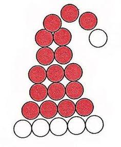 christmas cupcakes Santa Cupcakes More - Christmas Cupcake Cake, Christmas Cupcakes Decoration, Holiday Cupcakes, Holiday Desserts, Christmas Deserts, Christmas Treats, Christmas Baking, Holiday Baking, Christmas Cookies