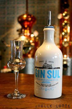 GIN SUL - destilliert mitten in Hamburg mit einem Hauch Portugal