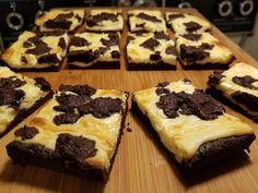 Keto cream cheese brownies : ketorecipes