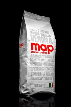 CIP // Map Coffee // Packaging