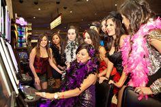 Burlesque Themed Las Vegas Bachelorette Party @ MGM « by Rapture Photography Studio   Las Vegas Event Photographer