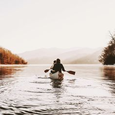 """grace–upon–grace: """"Tiffany Mitchell""""  Let's go out on the lake for a while...  paddle. water. gliding."""