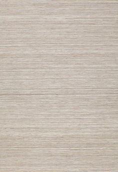 5002903 Ayame Sisal Dove by Schumacher Wallpaper Seagrass Wallpaper, Interior Wallpaper, Textured Wallpaper, Fabric Wallpaper, Textured Walls, Interior Walls, Wallpaper Patterns, Wallpaper Grasscloth, Wallpaper Ideas