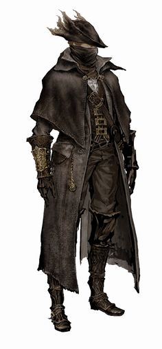 A page for describing Characters: Bloodborne Main Characters. Bloodborne Main Character Index Main Characters Bloodborne Concept Art, Bloodborne Art, Bloodborne Cosplay, Bloodborne Outfits, Fantasy Inspiration, Character Design Inspiration, Dnd Characters, Fantasy Characters, Bloodborne Characters