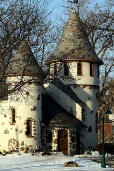 .Curwood Castle | Owosso, Michigan. visited so many times as a little girl