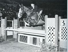 1988 at the Garden in Maclay Finals — with Reserve Bid and Richard Spooner