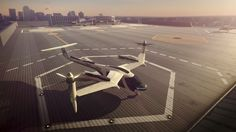 Uber Air to launch in Los Angeles by 2020