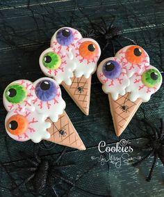 Image result for halloween kawaii cookies