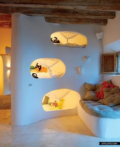 Cave House // Alexandre de Betak