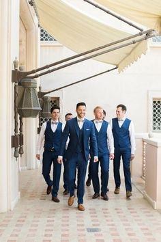 International romance with a Tuscan wedding in Dubai . International romance with a Tuscan wedding in Dubai Always aspired to d. Dubai Wedding, Wedding Men, Chic Wedding, Wedding Vows, Wedding Venues, Wedding Rings, Wedding Ideas, Blue Suit Wedding, Wedding Suits