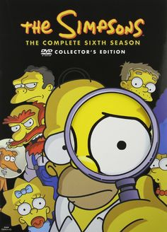 Os Simpsons 6ª Temporada 720p Dublado Torrent