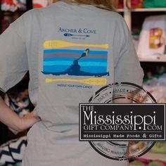 New Archer & Cove shirts here just in time for Father's Day! Call us at 1-800-467-7763 to order now! www.MSGifts.com.