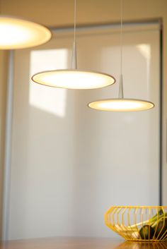 Skan pendant designed by Lievore Altherr Molina. http://www.vibia.com/en/lamps/show/id/02714/hanging_lamps_skan_0271_design_by_lievore_altherr_molina.html?utm_source=pinterest&utm_medium=organic&utm_campaign=skan